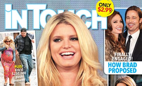 Jessica Simpson Birth