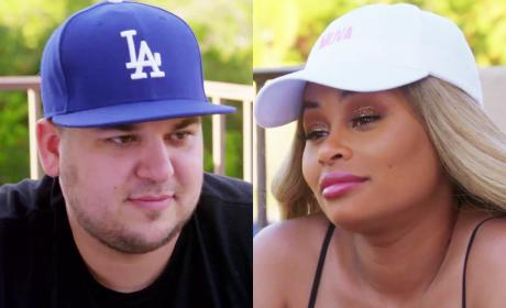 Rob Kardashian and Blac Chyna: Headed to Therapy