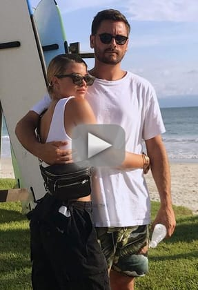 Scott disick look at sofia richie dancing in her underwear