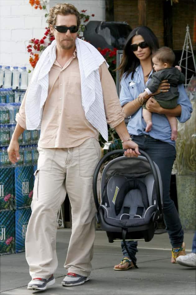 Levi's Parents