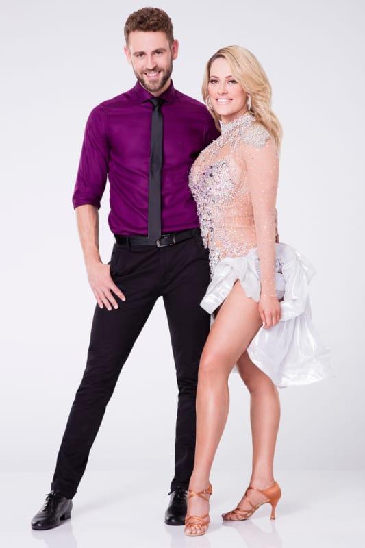 Nick Viall and Peta Murgatroyd