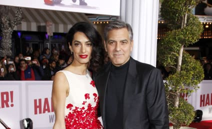 George and Amal Clooney Welcome Twins!