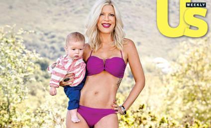 Tori Spelling Bikini Body: On Display!