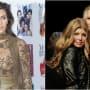 Kim Kardashian Fergie Taylor Swift Split Pic