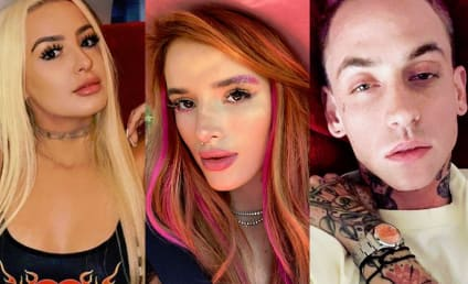 Bella Thorne: In a Love Triangle ... or Feud ... or Maybe a Threesome?