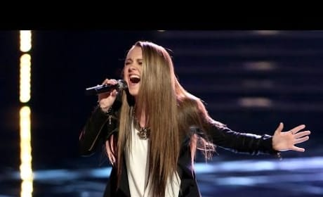 Bria Kelly - Crazy on You (The Voice)
