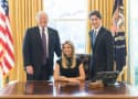 Ivanka Trump Sits at Oval Office Desk, Twitter Loses Its Mind