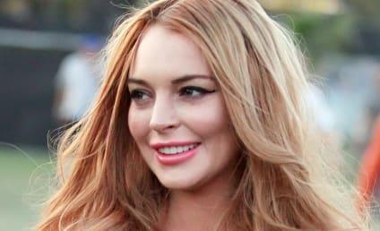 Lindsay Lohan: Businesslike Tramp