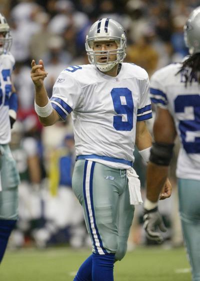 Tony Romo in Dallas