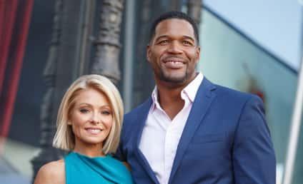 Kelly Ripa: Goodbye, ABC ... Hello, Turks and Caicos!