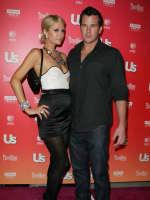 Doug Reinhardt with Paris Hilton