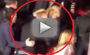 Jennifer Lawrence FALLS on Red Carpet: Watch!!