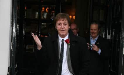 Random New Couple Alert: Paul McCartney and Rosanna Arquette