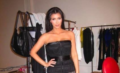 Kim Kardashian Says Yellow!