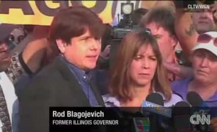 Rod Blagojevich Delivers Moving Farewell Speech, Checks Into Federal Prison