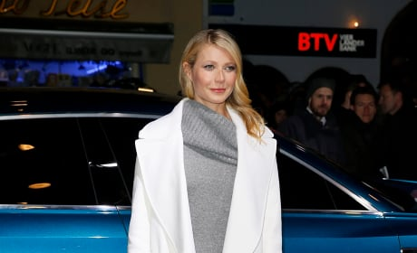 Gwyneth Paltrow: Audi Night 2016 at Hotel zur Tenne