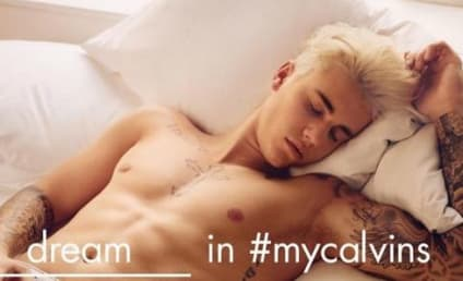 Justin Bieber is Turned On in This Calvin Klein Teaser