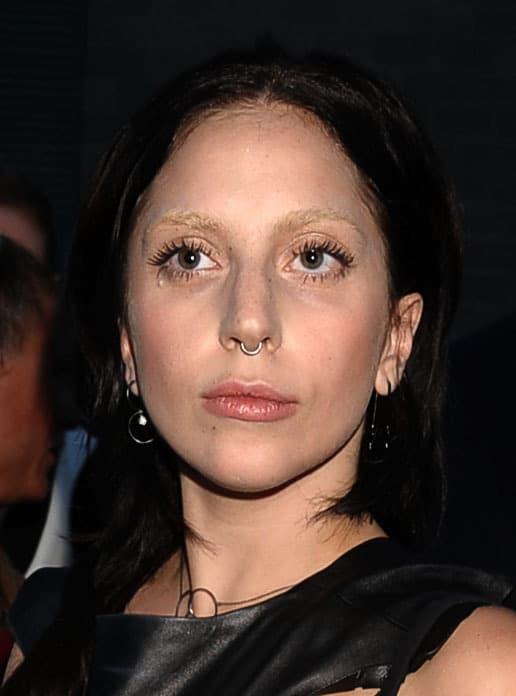 Lady Gaga Nose Ring