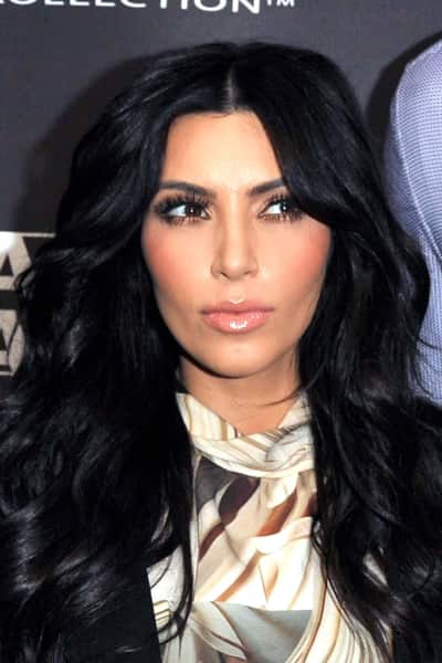 Kim Kardashian in Australia