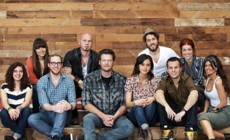 The Voice: Team Blake Shelton