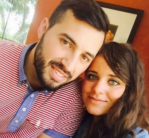 Jinger Duggar and Jeremy Vuolo Picture