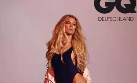 Khloe Kardashian GQ Photo