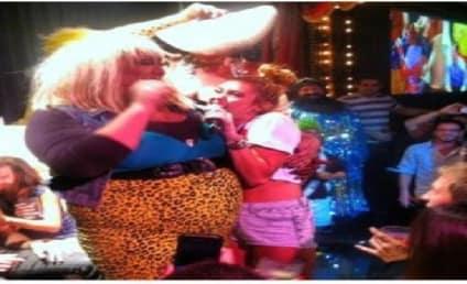 Miley Cyrus to Nightclub Drag Queen: Happy Birthday!