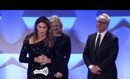 Caitlyn Jenner Wins GLAAD Media Award: Watch Her Speech!