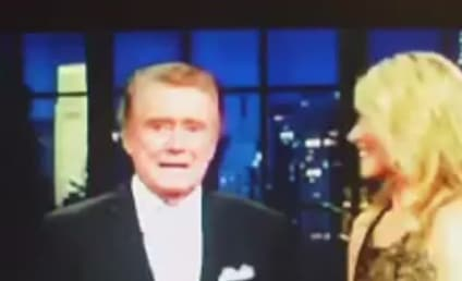 Regis Philbin's Last Show Boosts Live Ratings