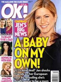 A Baby For Jen! Yet Again!