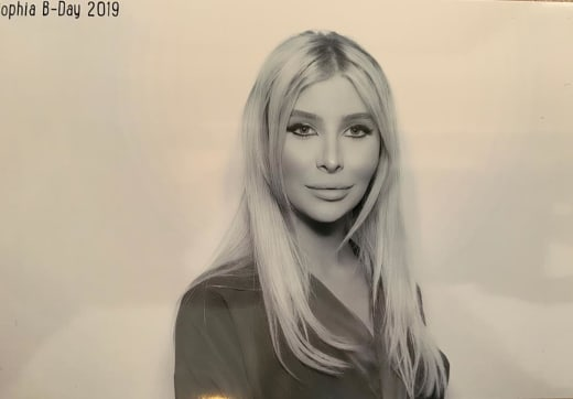 Sophia Hutchins Turns 23