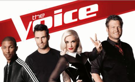 Voice Season 9 Cast