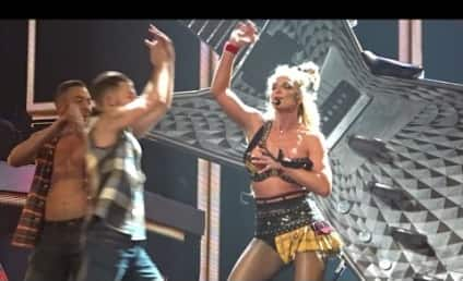Britney Spears: My Top Dun Went and Fell Off!