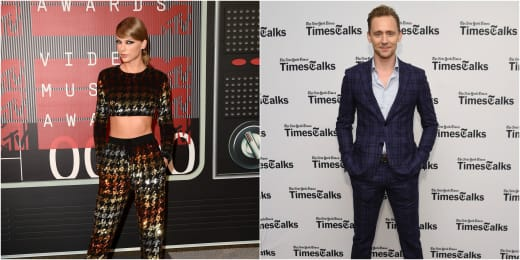 Taylor Swift MTV VMAs Tom Hiddleston NYT Talk