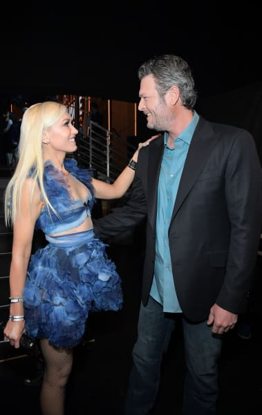 Is blake shelton still dating gwen stefani