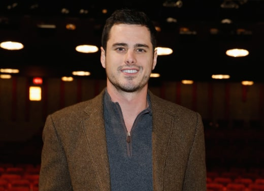 Ben Higgins is Handsome