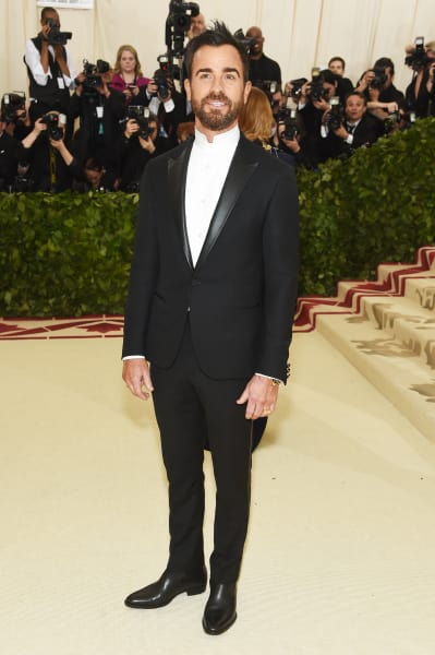 Justin Theroux at the Gala