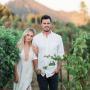 Ben Higgins & Lauren Bushnell Engagement Photo