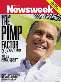Mitt Romney, Pimp