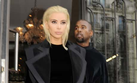 Who looks better as a blonde: Kim or Jared?
