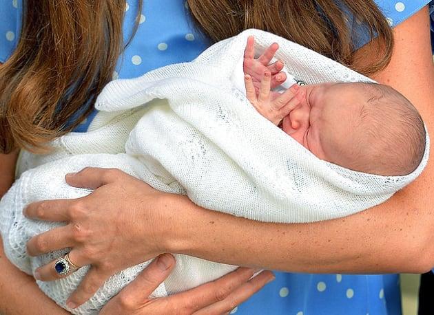 Royal Baby Photo