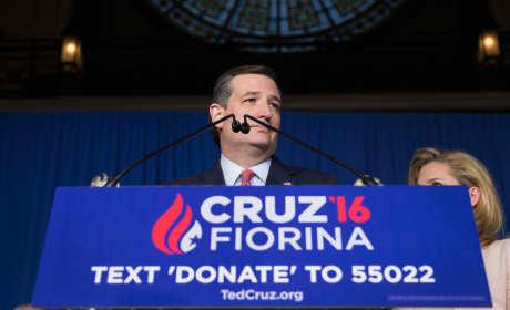 Ted Cruz is Done