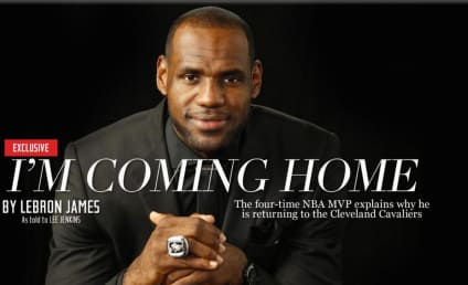 LeBron James to Cleveland: I'm Coming Home!