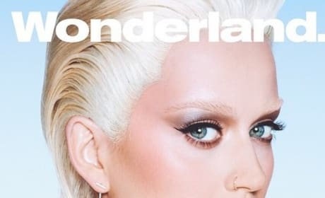 Katy Perry: Wonderland Cover