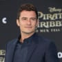 Orlando Bloom Premiere Pic