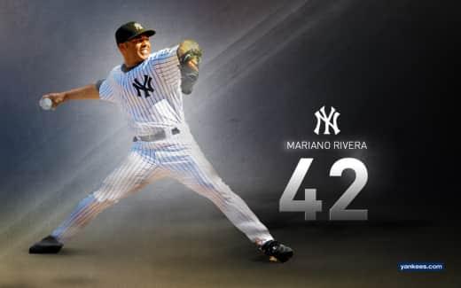 Mariano Rivera wallpaper
