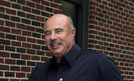 Dr. Phil McGraw Photo