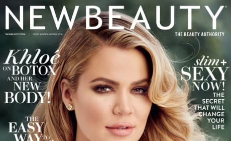 Khloe Kardashian on New Beauty