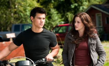 Taylor Lautner Teases Jacob Spinoff of The Twilight Saga