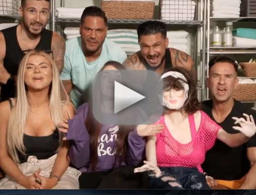 Jersey shore trailer is this it for the family